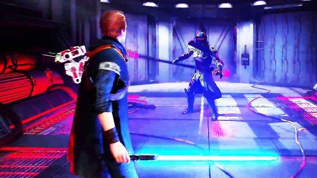 STAR WARS JEDI FALLEN ORDER Démo de Gameplay