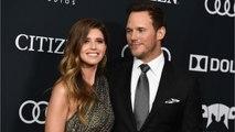 Fashion Deets From Katherine Schwarzenegger & Chris Pratt's Wedding
