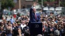 """Le Kosovo célèbre ses """"20 ans de liberté"""" en présence de Bill Clinton"""