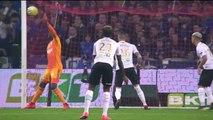 Finale -Strasbourg - Guingamp (0-0 ; TAB 4-1)