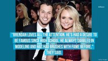 Miranda Lambert's Husband Brendan McLoughlin Wants To Be a 'Star': 'He Loves the Attention'