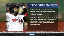 Tiffany Ortiz Provides Latest Update On David Ortiz