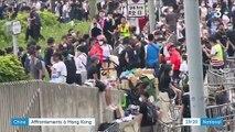 Hong Kong : la rue refuse de se soumettre à Pékin