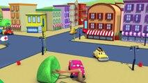 Tom la Dépanneuse et le Pick-up à Car City | Voitures et camions dessins animés pour les enfants