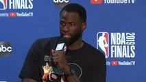 Draymond Green Postgame Press Conference - Game 6 - Raptors vs Warriors - 2019 NBA Finals