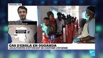 "Virus Ebola : ""L'inquiétude grandit au niveau international"""