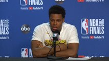 Kyle Lowry Postgame Interview - Game 6 - Raptors vs Warriors - 2019 NBA Finals