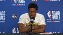 Kyle Lowry Postgame Interview - Game 6 - Raptors vs Warriors - 2019 NBA Finals