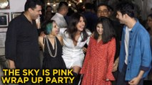 Priyanka Chopra, Zaira Wasim And Team At The Sky Is Pink Wrap Up Party | FULL EVENT