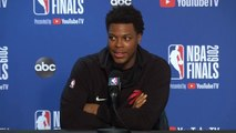 Kyle Lowry Full Interview - Game 6 Preview - 2019 NBA Finals Media Availability