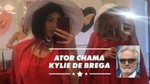 Kylie Jenner dá festa polêmica