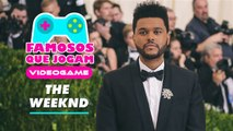 The Weeknd ama games