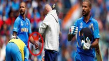 World Cup 2019 : BCCI takes big decision over Injured Shikhar Dhawan   Oneindia News