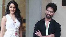 Shahid Kapoor and Kiara Advani spotted promoting Kabir Singh; Watch Video   FilmiBeat