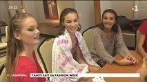 Tahiti fashion week – une aura qui dépasse les frontières du fenua