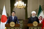 Japan's Abe urges Iran to play constructive role for peace