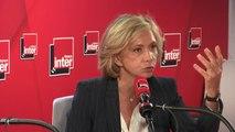 """Valérie Pécresse, présidente de la région Île-de-France, sur le discours d'Édouard Philippe : """"Le problème ce n'est pas ce qu'il dit, c'est ce qu'il ne dit pas (...) le mot 'dépenses publiques' n'est jamais prononcé""""."""