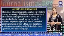 Ms. Shopita Khurana || Types of Communication || TIAS || TECNIA TV