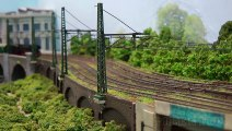 The East Berlin Model Train Layout by Bill Roberts in N Scale - Pilentum Television: Model Railroading and Railway Modelling