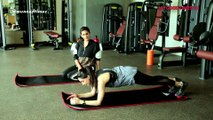 Get Abs Like Katrina Kaif! Lose Belly Fat Fast With This Intense Ab Workout   Ambika Anand