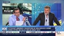 Cityscoot annonce l'ouverture de son service à Rome - 13/06