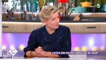 Emue, Latifa Ibn Ziaten remercie les français de leur soutien après d'énièmes menaces de mort - Vidéo