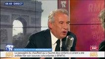 """Bayrou: """"Nous n'allons pas passer d'un coup d'une énergie à une autre"""""""