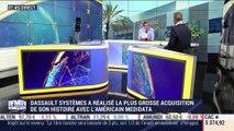 Dassault Systèmes rachète Medidata - 13/06