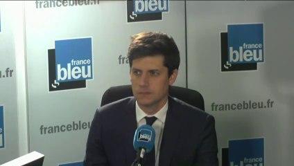 Julien Denormandie, ministre de la Ville et du Logement, invité de France Bleu Paris