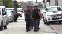 Kiralık aracın kaza masrafı için yapılan hırsızlığa 3 tutuklama