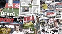 L'impensable rumeur Manchester United - Antoine Griezmann, la première exigence mercato de Maurizio Sarri à la Juventus