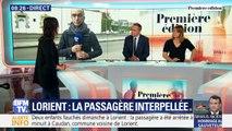 Lorient: la passagère qui accompagnait le chauffard interpellée