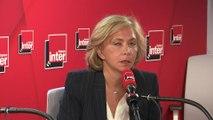 Valérie Pécresse, présidente de la région Île-de-France, répond aux questions de Léa Salamé