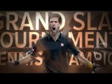 Novak Djokovic - Classy And Talent