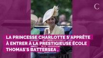 Kate Middleton : sa tendre confidence sur l'entrée de la princesse Charlotte à la maternelle