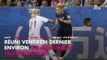 Coupe du monde féminine : Jackpot pour TF1 grâce aux Bleues