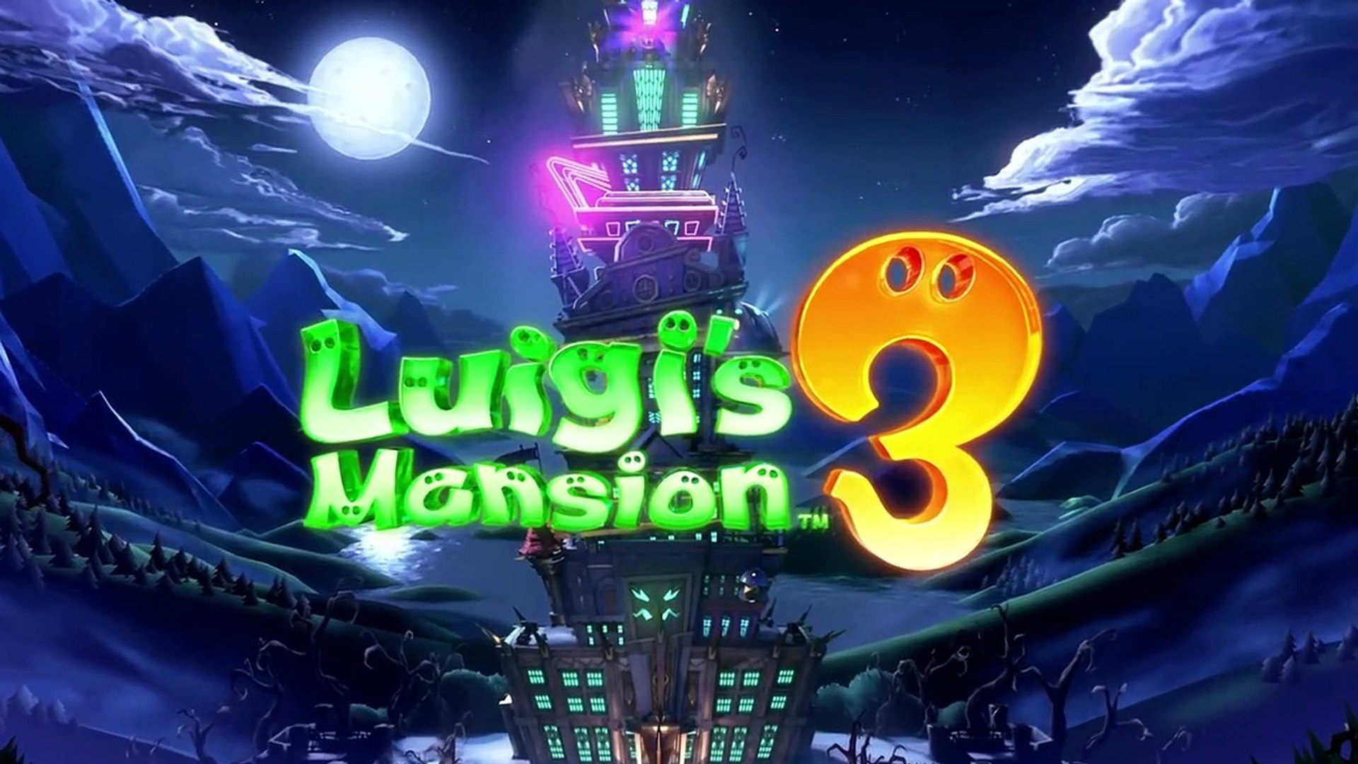 Luigi S Mansion 3 Nintendo Switch Trailer Nintendo E3 2019