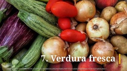 20 alimentos que llenan y no engordan