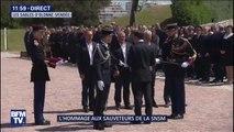 Hommage aux sauveteurs de la SNSM: Emmanuel Macron remet la légion d'honneur aux rescapés du canot Jack Morisseau