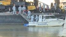 Danube : l'un des corps retrouvé à 70 km en aval de Budapest