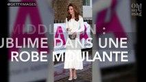 Kate Middleton ose la robe très moulante et c'est canon !