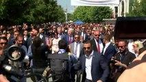 """Kosovo: Clinton en invité d'honneur pour fêter """"vingt ans de liberté"""""""