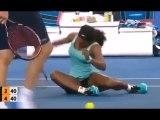 Serena Williams vs Male Players