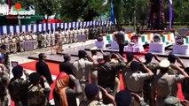 CRPF jawan Sandeep Yadav martyred in terror attack in Anantnag !