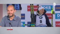 Coupe du monde de biathlon, Grand Bornand, Yannick Aujouannet - 13 JUIN 2019