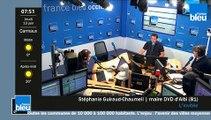 Stéphanie Guiraud- Chaumeil maire d'Albi invitée de France Bleu Occitanie