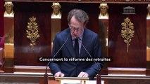 """La réforme des retraites sera l'""""illusion"""" : le lapsus de Gilles Le Gendre à l'Assemblée nationale"""