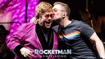 Elton John & Taron Egerton - Your Song - Live In Hove, England ROCKETMAN