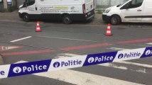 Une adolescente de 14 ans fauchée à Schaerbeek: le conducteur est en délit de fuite (vidéo Germani)
