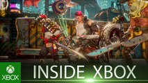 Bleeding Edge- Gameplay Inside Xbox